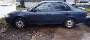 1999 ve Toyota corolla for Sale in Hampton, GA