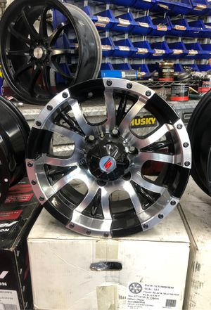 """Set of 15"""" off-roaring rims 6x139.7 for Sale in Los Angeles, CA"""
