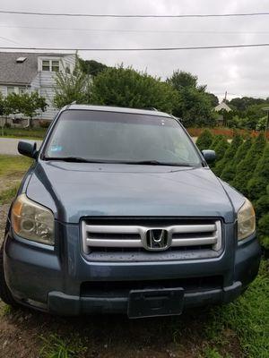 2006 Honda Pilot With 7 passenger for Sale in East Providence, RI