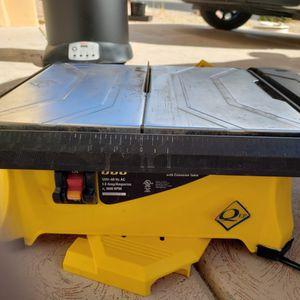 Qep Tile Saw for Sale in Sun City West, AZ