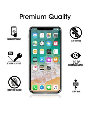 iPhone XS - Premium Screen Protector for Sale in Los Angeles, CA