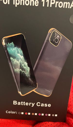 iPhone 11 Pro max Battery case for Sale in Gresham, OR