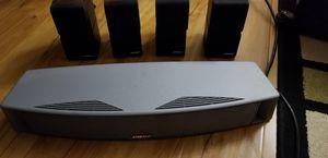 Bose Surround Sound Setup for Sale in Mount Prospect, IL