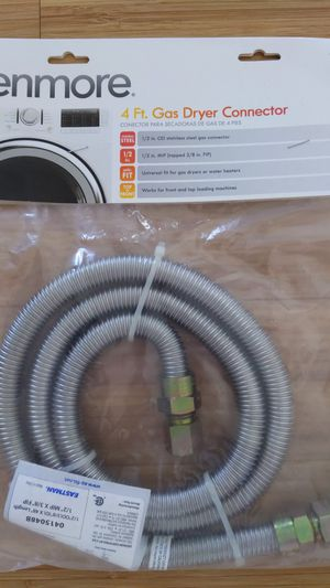 Gas appliance connector NEW for Sale in Brooklyn, NY