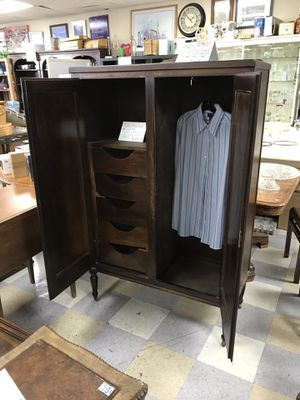 1920s Chifferobe with keys for Sale in Poway, CA