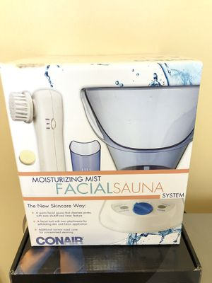 Conair Facial Steamer * Brand New in box, never used* for Sale in Queen Creek, AZ