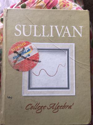 College Algebra Textbook for Sale in Tennerton, WV