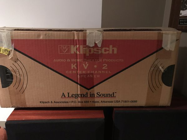 Klipsch KLF 10 Tower Speakers