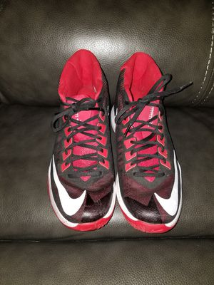 Mens size 8.5 nike basketball shoes for Sale in Franklin, IN