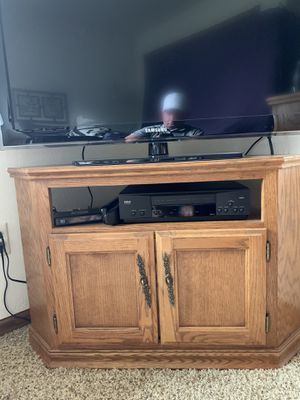 TV stand for sale for Sale in Dickinson, ND