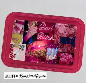 Bad Bitch Rolling Tray set for Sale in Fort Worth, TX