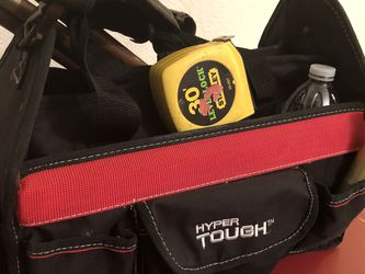 Hyper Tough Hanymen Tool Bag Carry On Vintage for Sale in Los Angeles,  CA