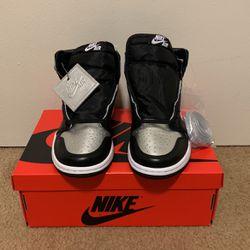 Jordan 1 Retro High Sliver Toe for Sale in Sacramento,  CA
