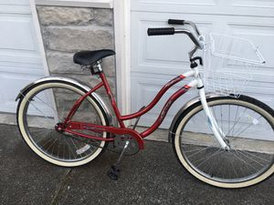 Very clean beach cruiser bike for Sale in Renton, WA