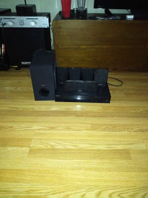 Sony AM FM stereo DVD player home theater for Sale in Philadelphia, PA
