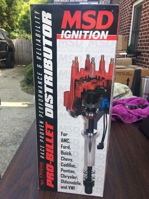 Msd marine ready to run v8 454 496 distributor plus second free melonized gear. Part number 83606 for Sale in Cumming, GA