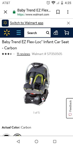 Baby Trend Car Seat for Sale in Byhalia, MS