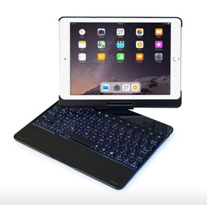 Keyboard Case iPad 9.7, 360°Rotating Back Cover for Sale in Kent, WA