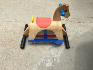 Wood Horse for Sale in Los Angeles, CA