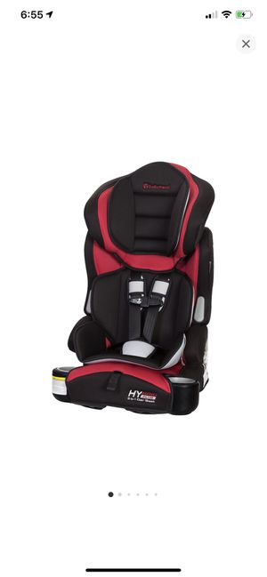 Baby trend 3 in 1 booster seat harnessed for Sale in San Antonio, TX