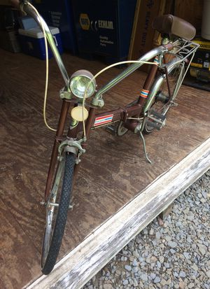 Vintage Sears and Roebuck Bike. Excellent condition! for Sale in Binghamton, NY