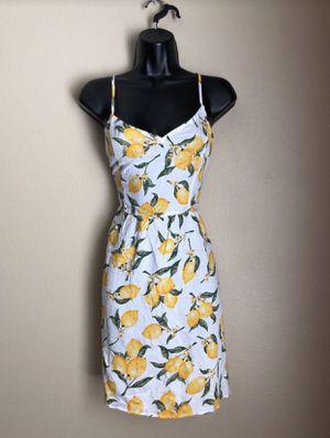 H&M Lemon Dress for Sale in Corona, CA