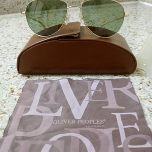 Oliver Peoples Aviator Sunglasses for Sale in Tempe, AZ