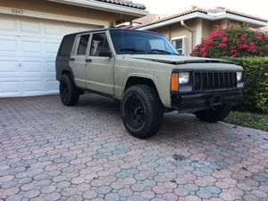 95 Jeep Cherokee, 4.0, 5 speed for Sale in Pompano Beach, FL