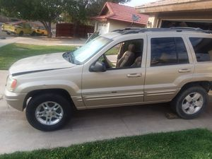 02 jeep grand Cherokee part out for Sale in Juniper Hills, CA