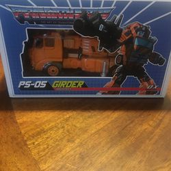 Transformers Masterpiece 3 party Grappel for Sale in Alexandria,  VA