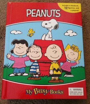 Peanuts Busy Book for Sale in Virginia Beach, VA