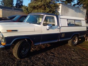 1972 f100 5500 possible trade for Harley or half trade for crv honda 💰 for Sale in Renton, WA