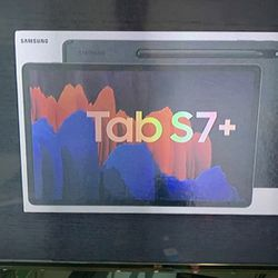 New Seal Samsung Galaxy Tab S7+ 512gb Mystic Bronze for Sale in Beaverton,  OR