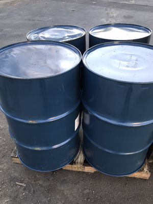 Steel 55 gallon drums for Sale in Hillsboro, OR