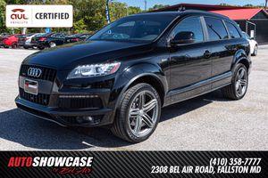 2015 Audi Q7 for Sale in Fallston, MD