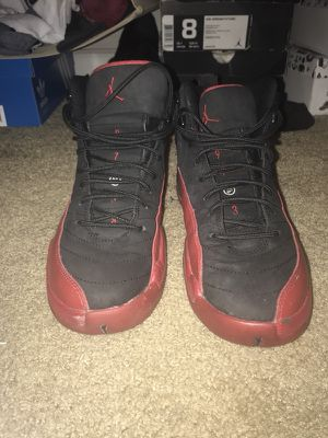 Air Jordan Suede Flu Game 12's for Sale in Seattle, WA