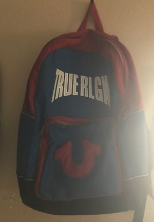 True religion backpack for Sale in Diamond Bar, CA