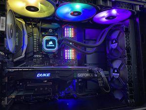 Ryzen 7 2700X, MSI GeForce GTX 1080 GPU, 32GB DDR4 RAM, 1.2TB SSD Desktop Computer for Sale in Farmington Hills, MI
