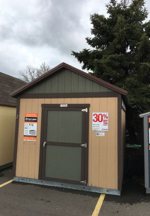 Tuff Shed TR-800 10' X 12' DELIVERED! for Sale in Detroit, MI