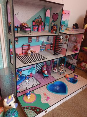 Lol doll house for Sale in Victorville, CA