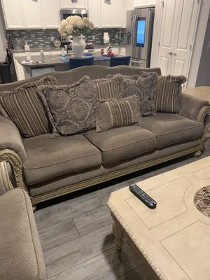 Living room set (Complete) Practically new for Sale in Orange City, FL