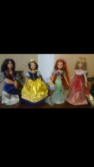 Disney ceramic dolls for Sale in Silver Spring, MD