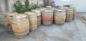 Oak Wine barrels for Sale in Modesto, CA