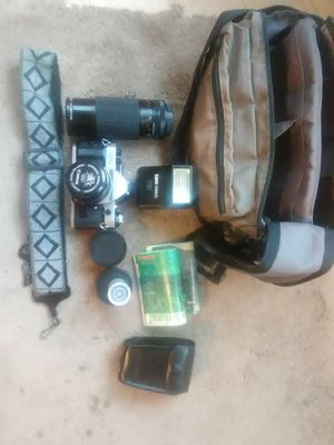 Canon AE-1 Programmable 35mm for Sale in Pevely, MO