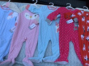 12 months new 5 pjs for $25 for Sale in Temple City, CA