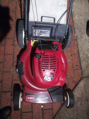 Toro lawn mower works good for Sale in Vallejo, CA