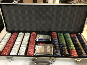 Large Poker Set for Sale in Calabasas, CA