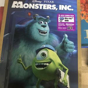 Disney monsters Inc. for Sale in Cuyahoga Heights, OH