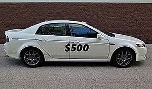 🍀Well maintained 2005 Acura TL 🍀 for Sale in Fresno, CA