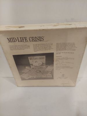 Mid Mid Life Crisis 1982 Board game for Sale in Sanford, FL